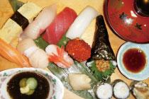 日替りにぎり寿司