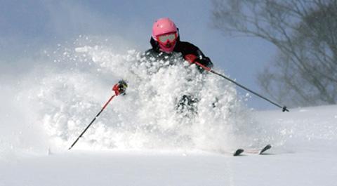 大鰐スキー場