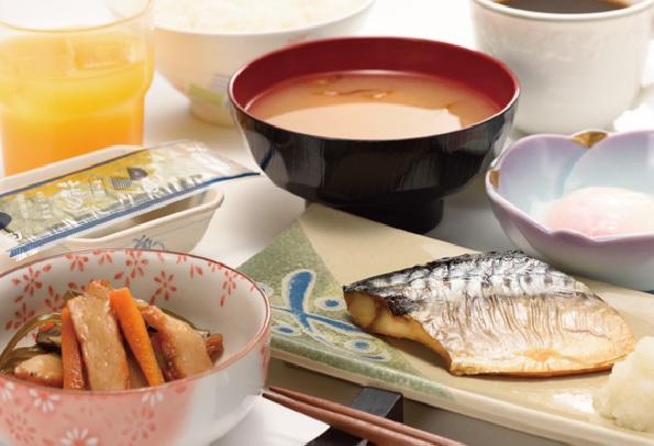 朝食のイメージ 和食