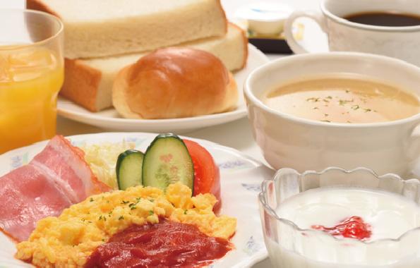 朝食のイメージ 洋食