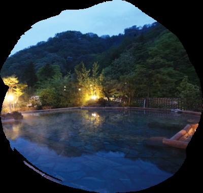 日本の名湯「伊香保温泉」