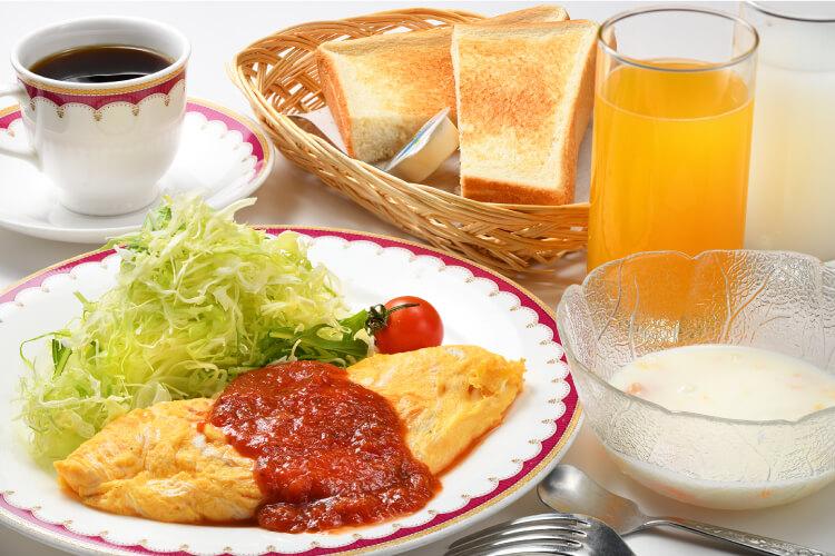 洋食 ¥600
