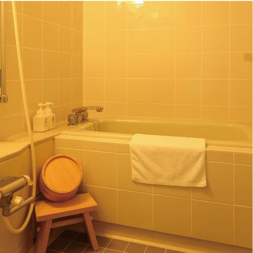 デラックス和室 風呂