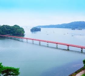 日本三景松島の見どころ